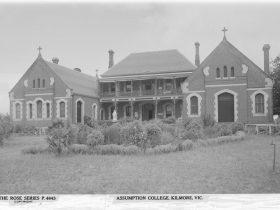 Assumption College, Kilmore c.1920