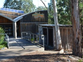 Orbost Exhibition Centre on the Snowy River