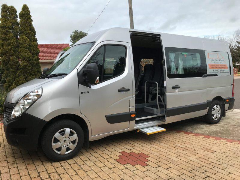 Out & About Minibus Hire
