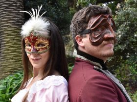 Much Ado About Nothing at Kirks Reservoir Park Gardens