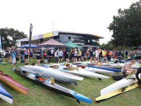 2020 Victorian Canoe Marathon Championships in Geelong