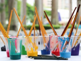 Paint Your Mate - Boozy Art Class