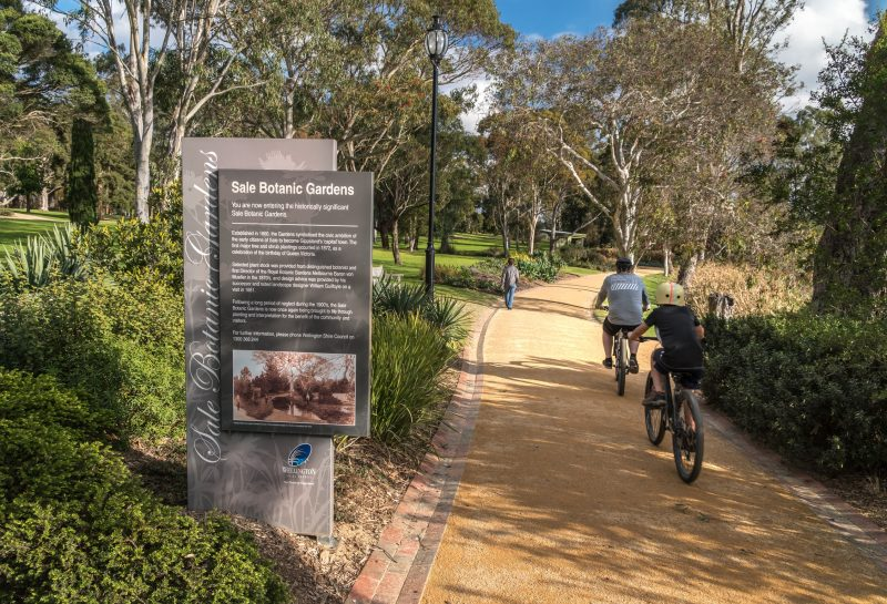 Sale Botanic Gardens