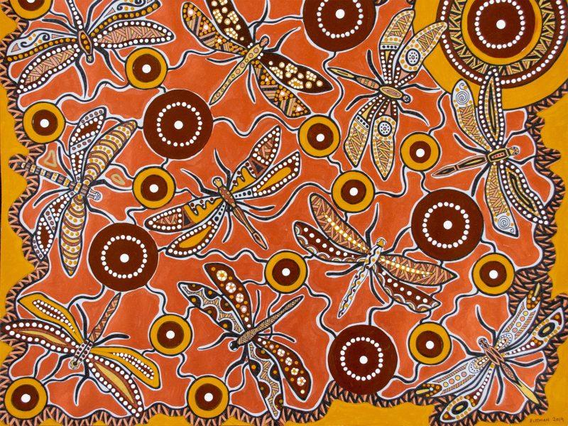Patricia Pittman - Animal Dreaming at Krowathunkooloong Keeping Place