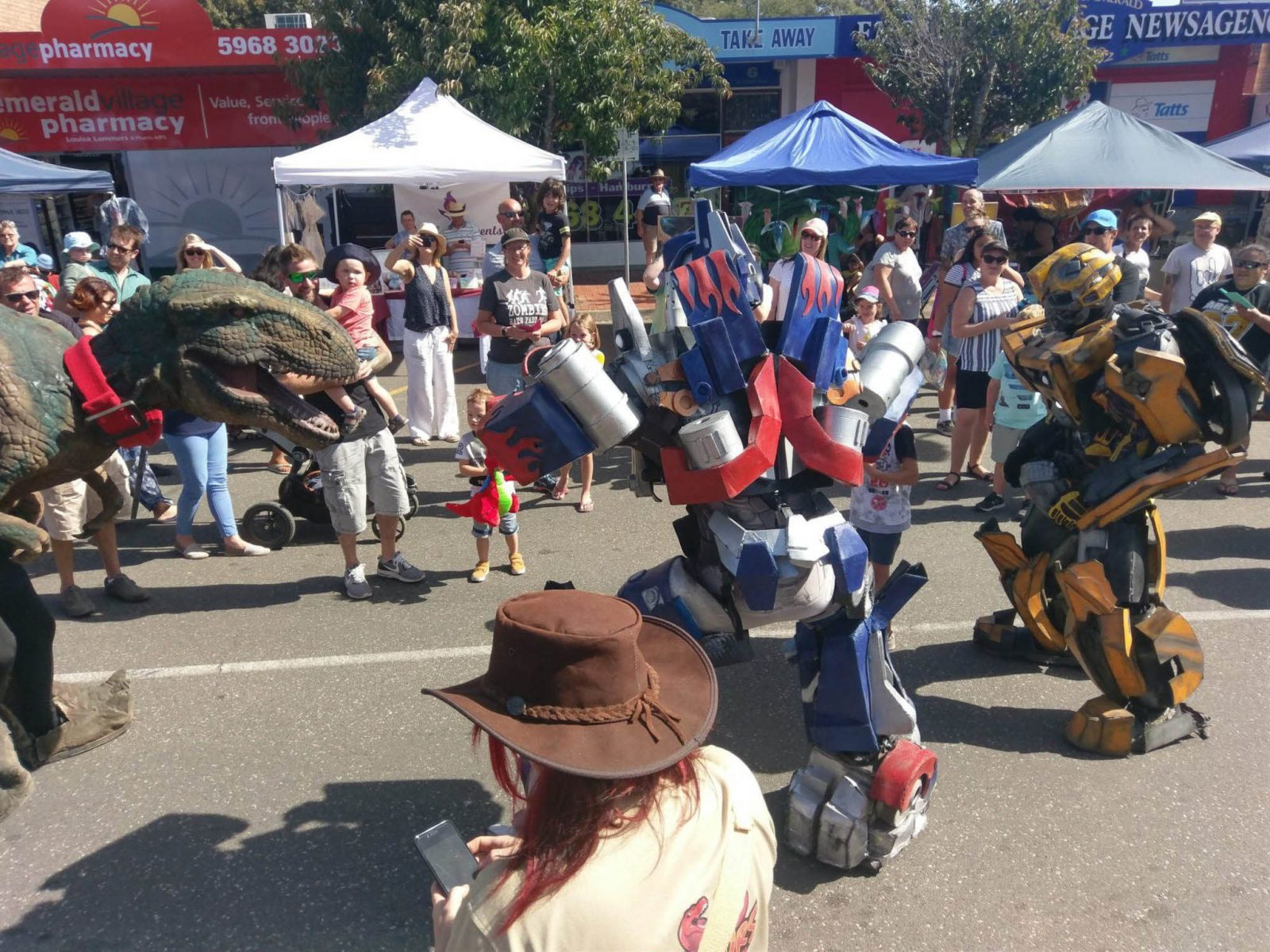 PAVE Festival Funfest