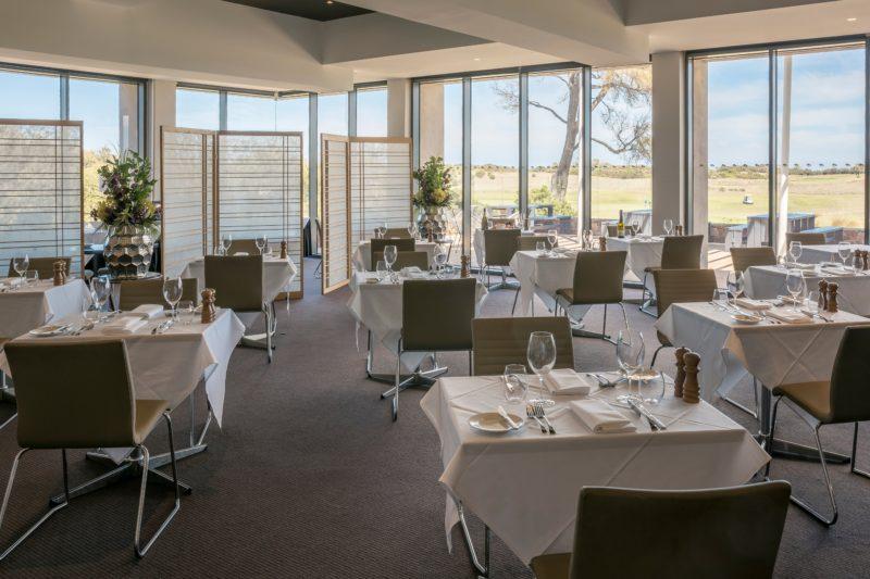A la carte restaurant - Peppers Moonah Links Resort