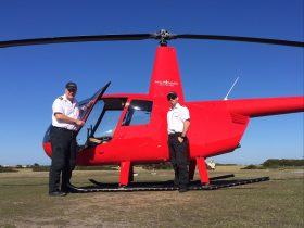 Welcome to Phillip Island Helicopters