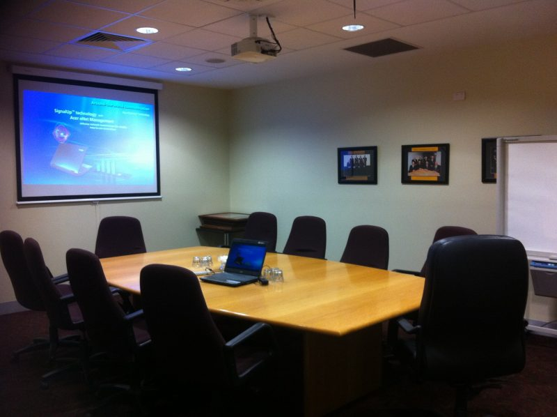 Phillip Island RSL boardroom seats 14 people and available for hire