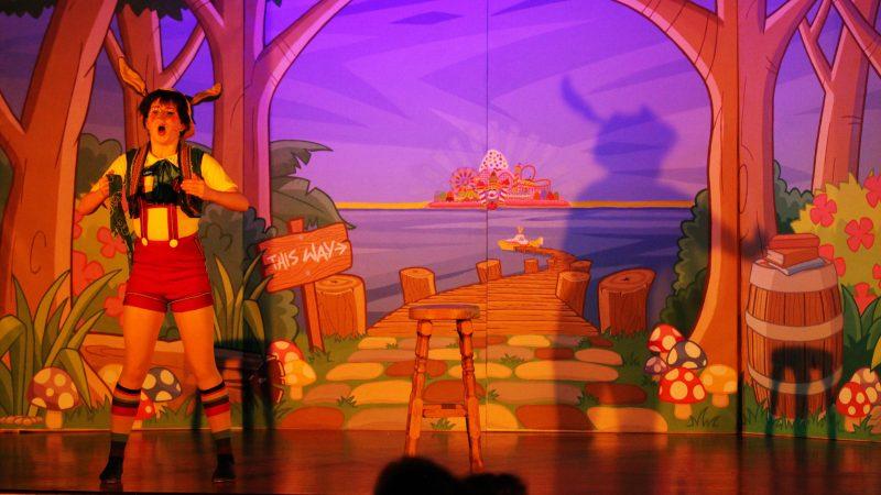 Wonderland Theatre pantomimes