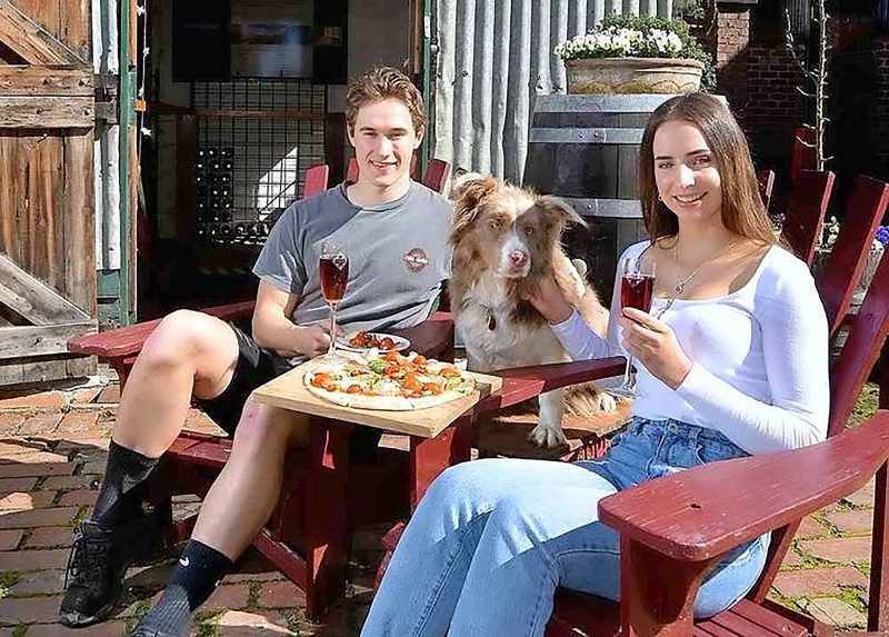 Pizza Pooches Macedon Ranges Lancefield