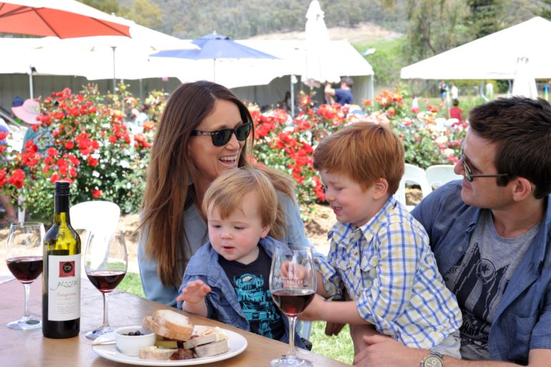 Family fun and food at Pizzini over Easter