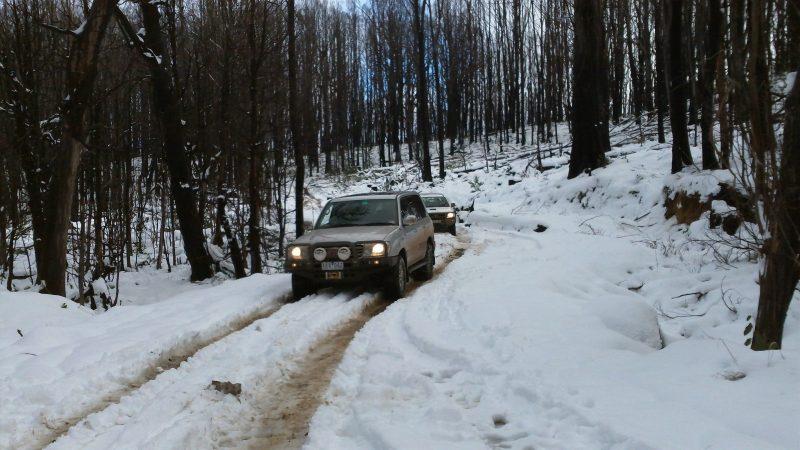 Snow 4WDriving
