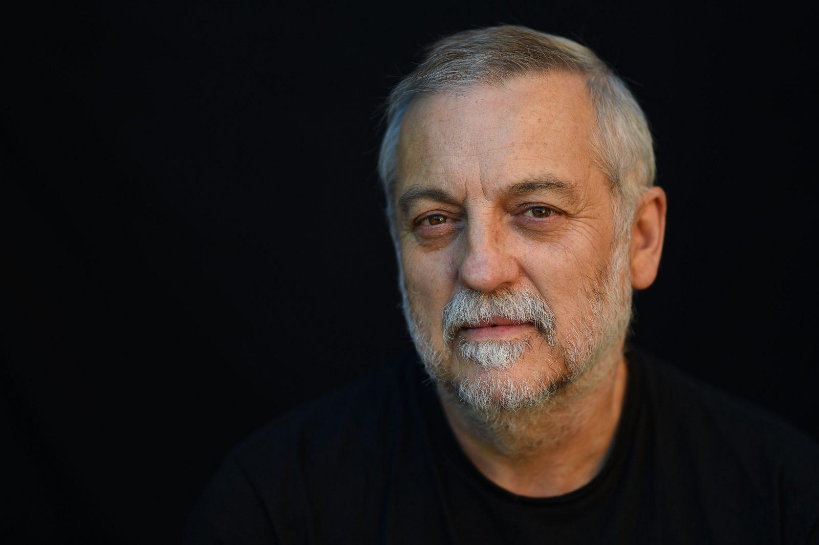 Portrait of Frank Prem - Poet and Author
