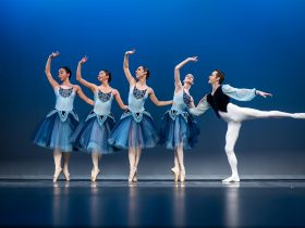 Pointe, Line And Surface - The History of Ballet
