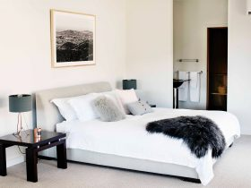 Premium Villa Four, complete with in-room sauna