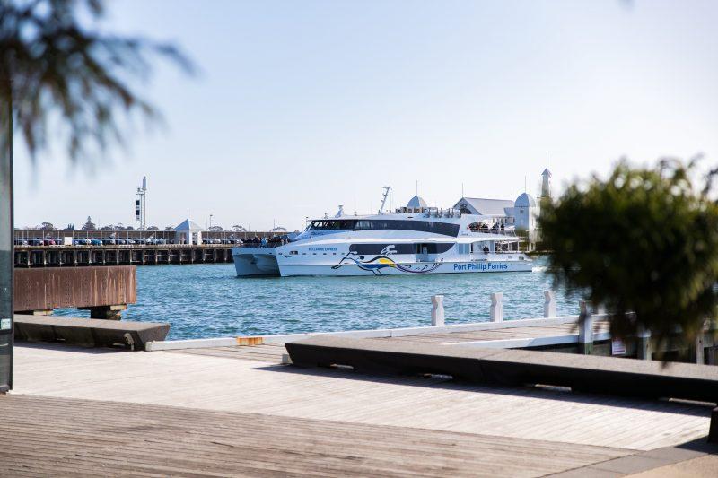 Port Phillip Ferries Geelong