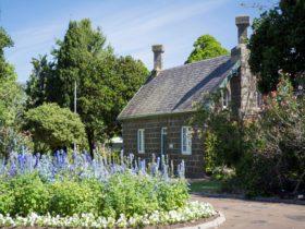 Curators Cottage