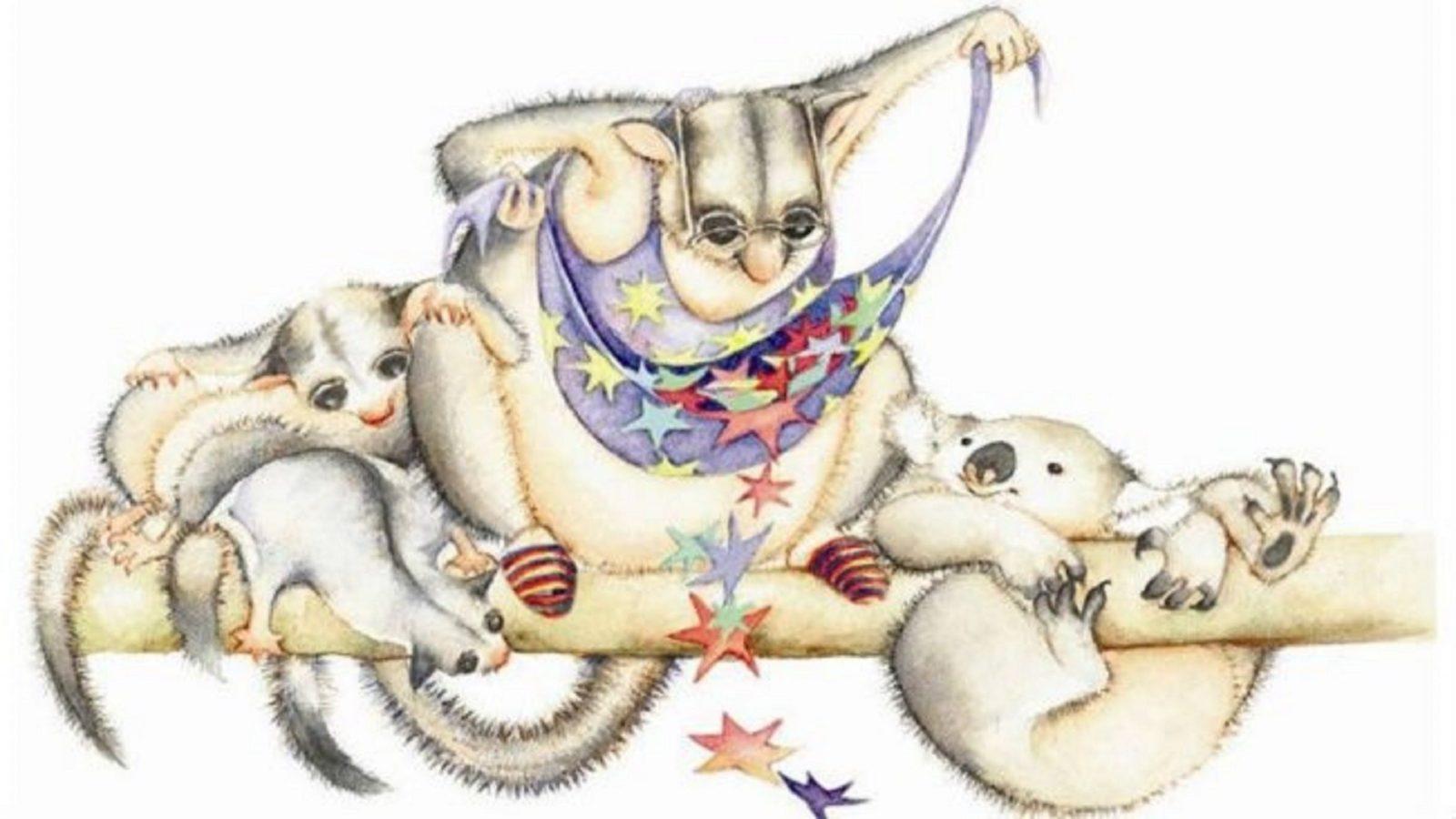 Possum Magic - Portland