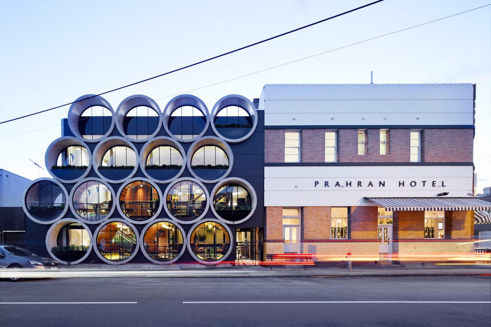 Prahran Hotel Facade