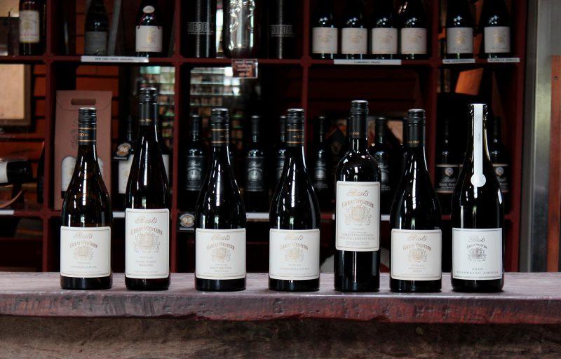Best's Wines Premium Tasting