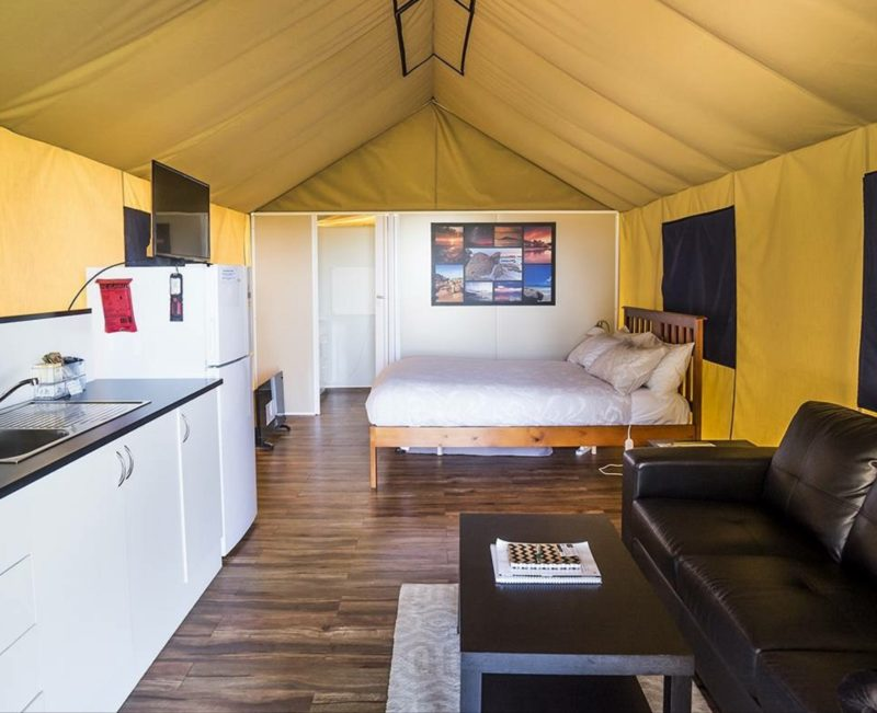 Promhills Cabins Glamping Tent