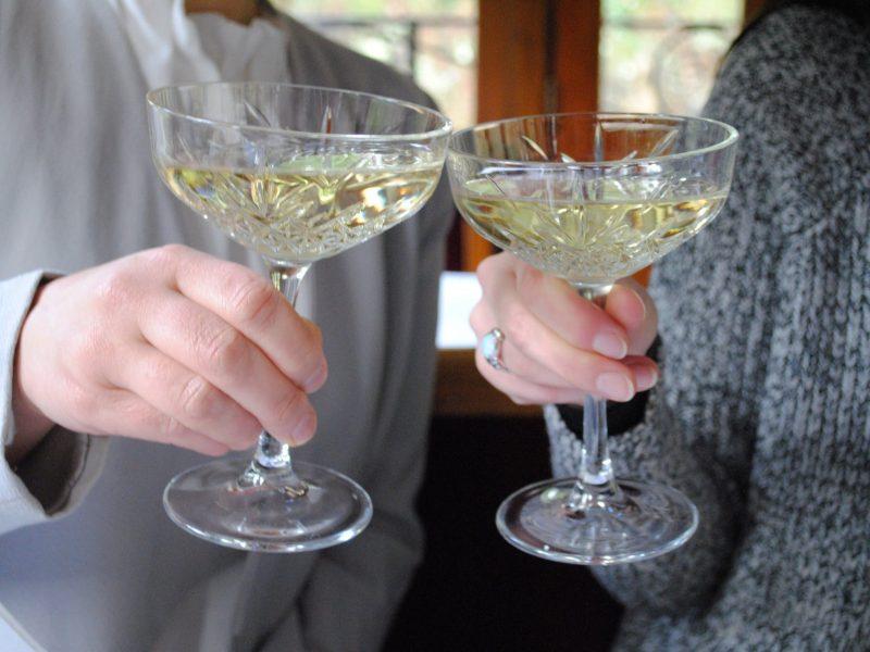 Yarra Valley Di Bortoli sparkling wine