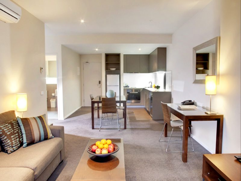 Punthill Knox – Living Area