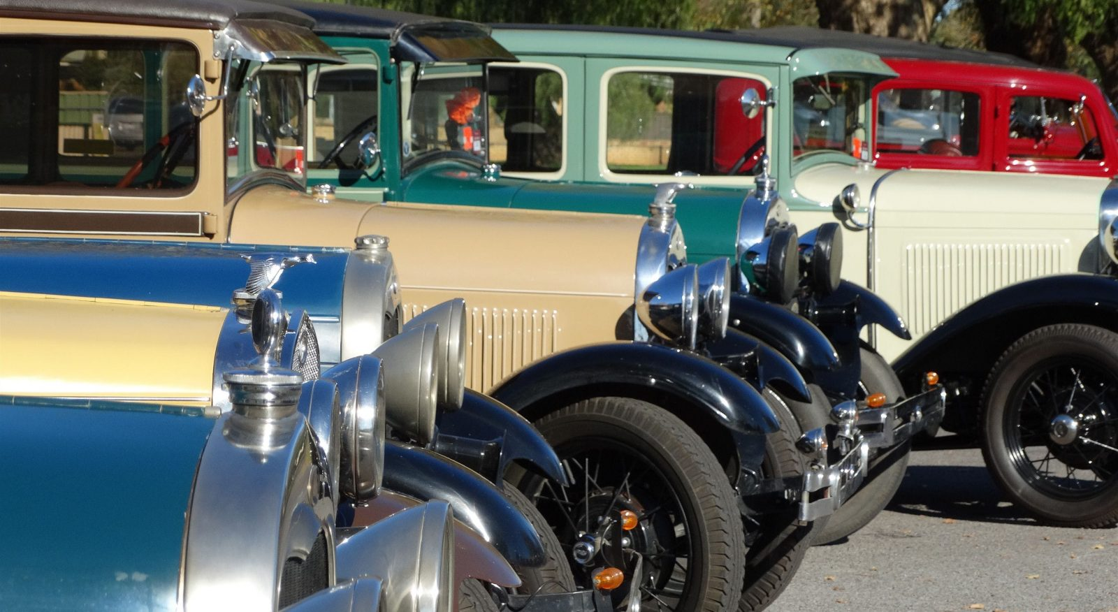 Hamilton Veteran & Vintage Classic Drivers Club Queens Birthday Rally