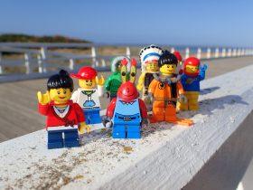 LEGO at Queenscliff