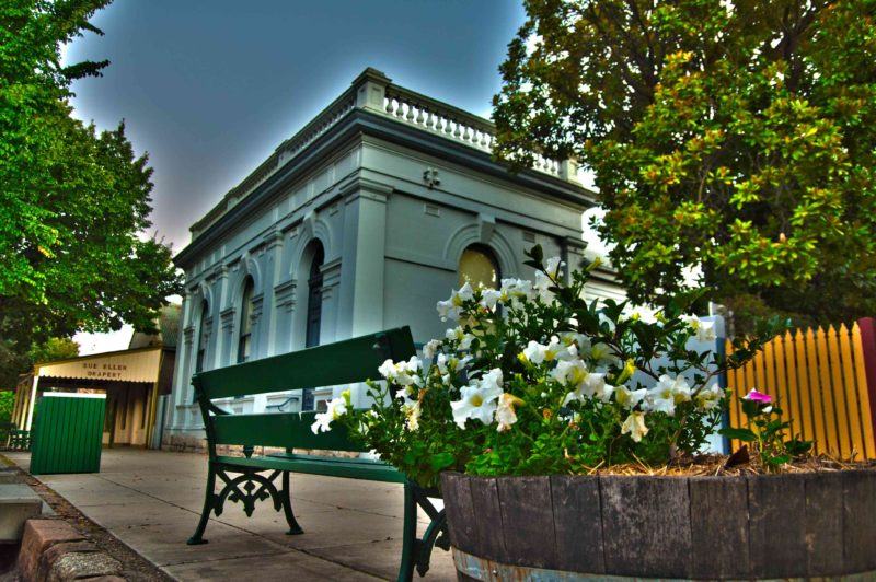 Yackandandah Historic Street Walk