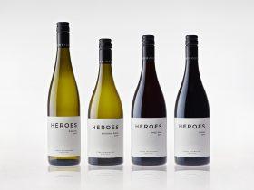 """""""Heroes"""" Vineyard Wines"""