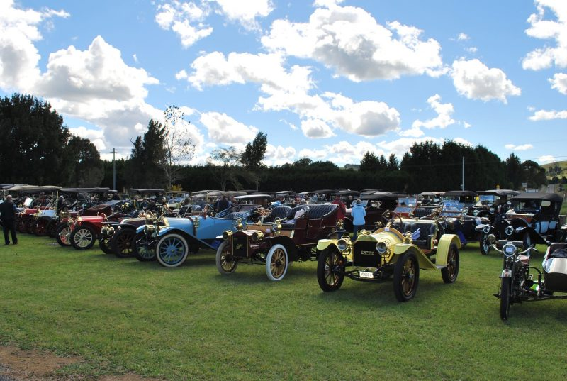 2012 National Rally held in Mittagong NSW
