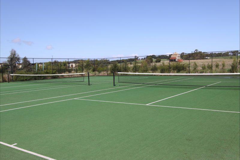 Ramada Resort Phillip Island tennis court