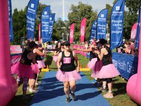 Tri Pink - Melbourne