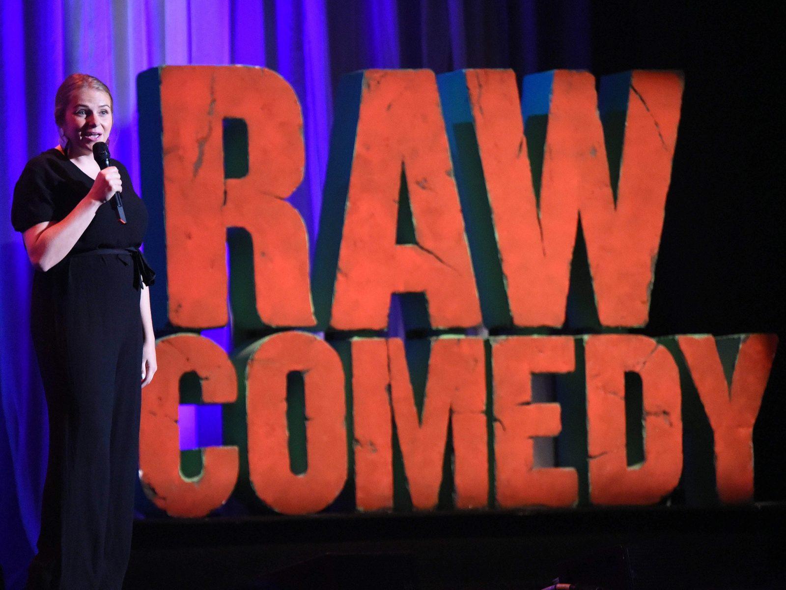 RAW Comedy - Heat Seven
