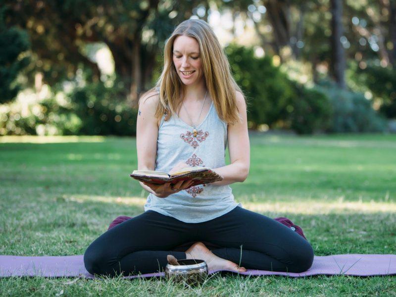Emily Rose Yoga facilitator