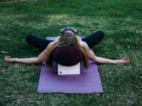 Emily Rose Yoga Restorative Pose Workshop
