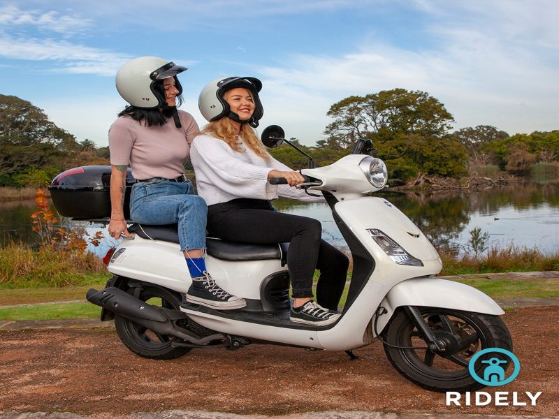 Ridely Scooter Rental