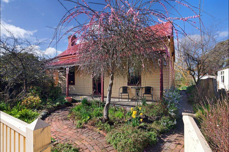 Ripon Cottage, front.