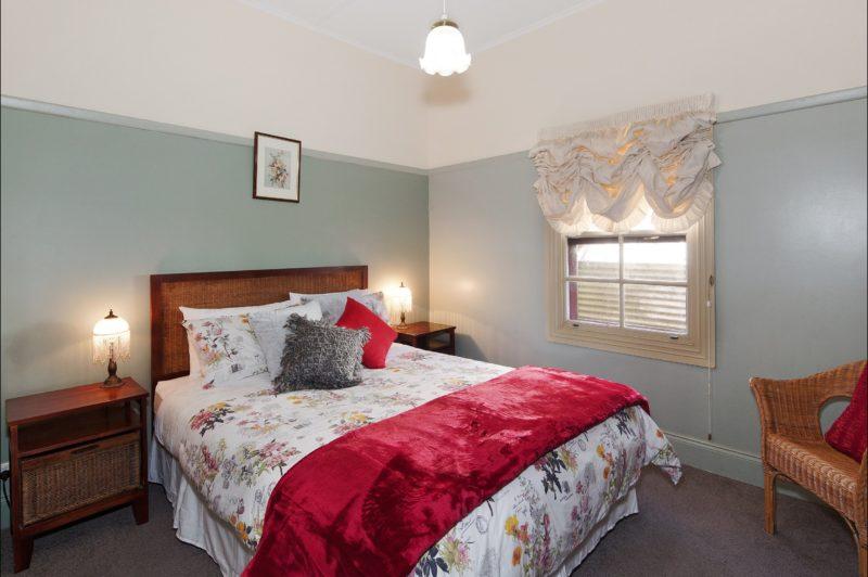 Ripon Cottage bedroom