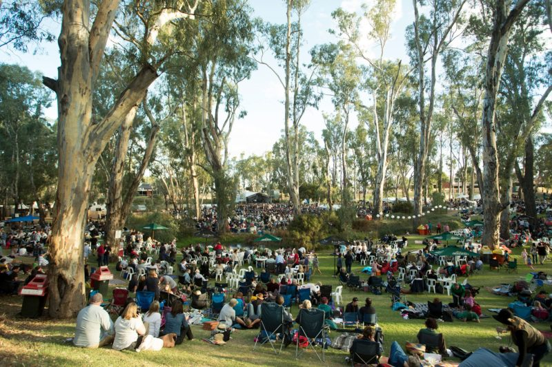 Riverboats Music Festival