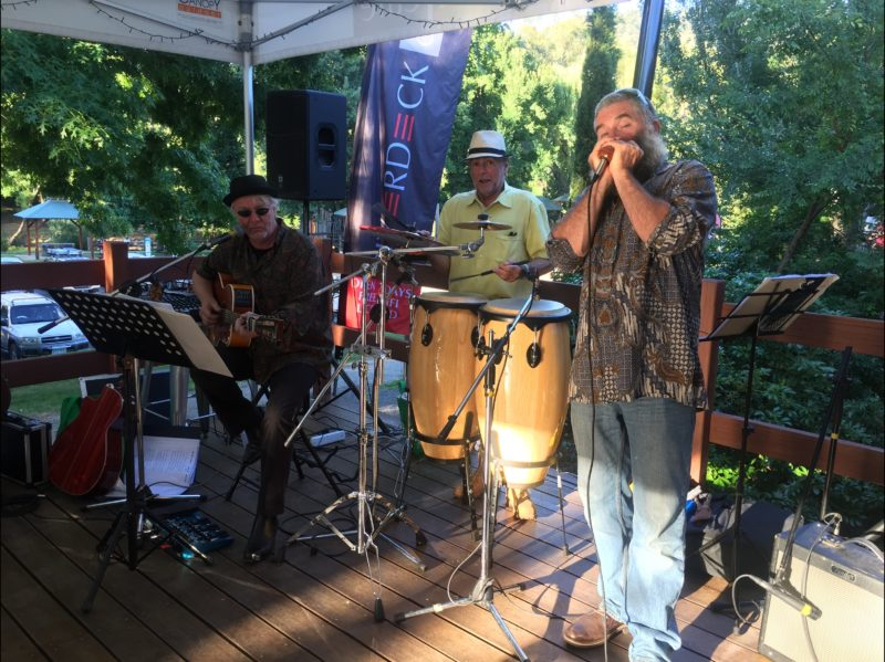 Live Music at the Riverdeck