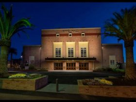 The Ballarat Civic Hall