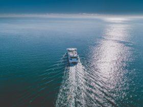 Searoad Ferries Aerial