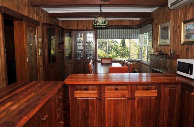 Rosetta's Gusthouse kitchen