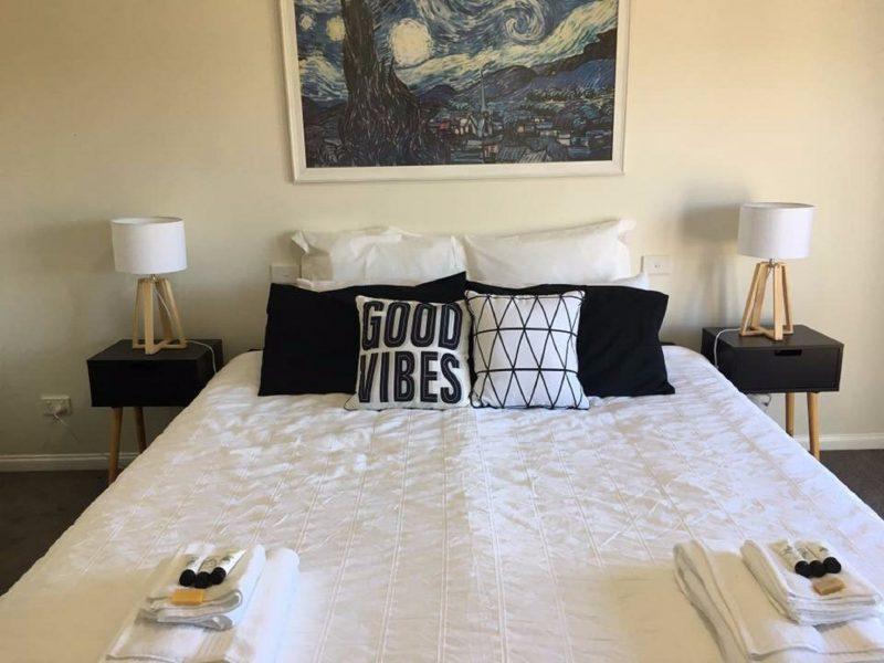 King bedroom - room one