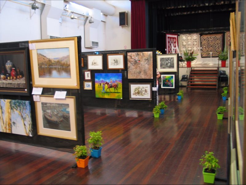 Rotary Club of Numurkah Art Exhibition