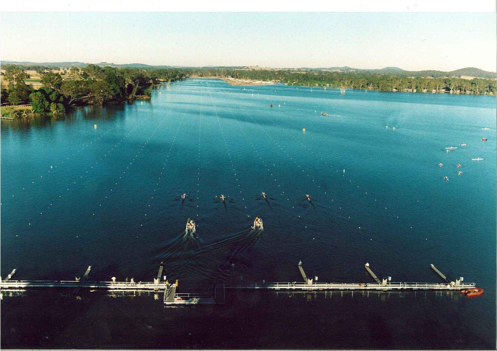 Nagambie Lakes Regatta Centre