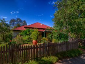 Welcome to Rushton Cottage Benalla