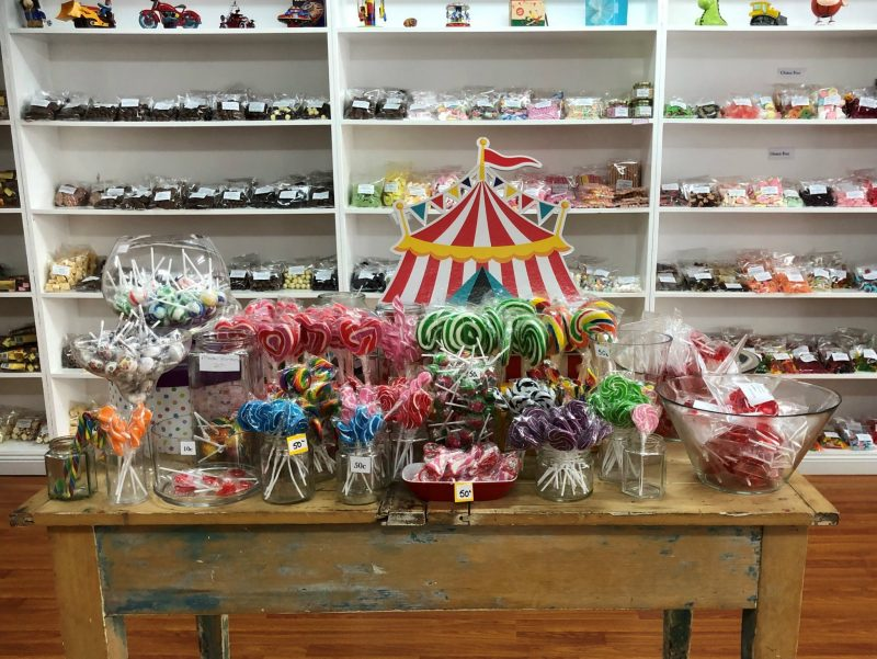 Rutherglen Lolly Shop